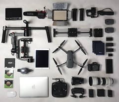 What's in my camera bag?