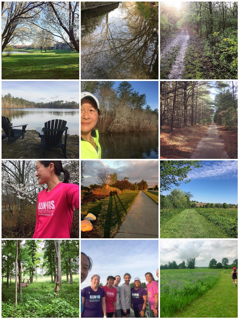 April - May Running 2017