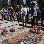 Exhumación Guadalajara Patio 4 Fosa 1