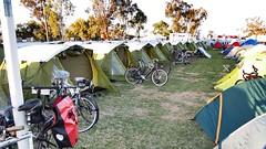 Yelarbon State School, Cycle Queensland 2011, Day 1 Goondiwindi to Yelarbon, Australia