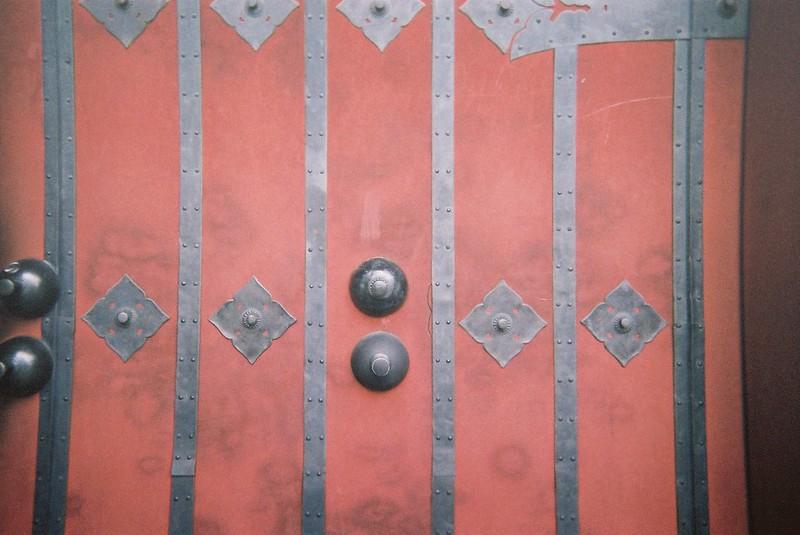 本郷写ルンです。東大赤門