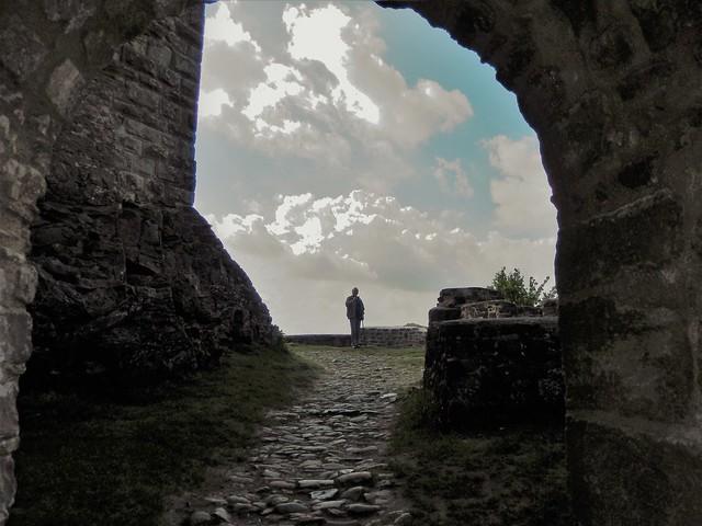 In der Burg Lichtenberg, Nikon COOLPIX S9500