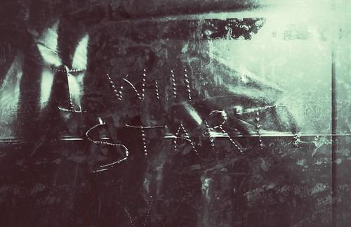 I Will Start