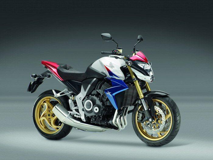 Honda CB 1000 R 2014