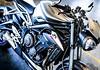 Triumph 800 STREET TRIPLE RS 2017 - 14