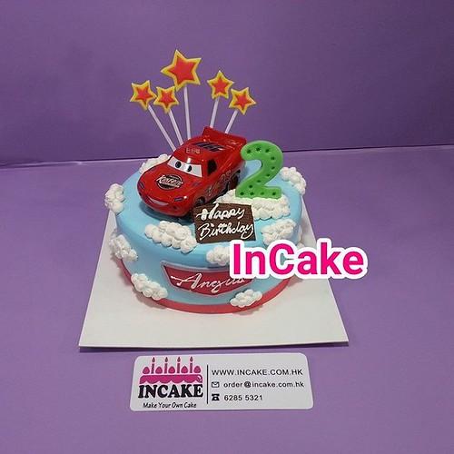 反斗車王 蛋糕,反斗車王 birthday & 生日蛋糕