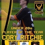 Under 20s Player of the Year