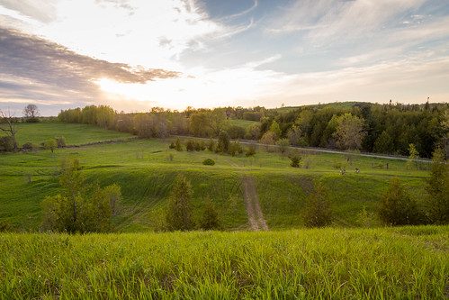 ontario landscape clouds 24105 24105mm canon6d canon sunset field transcanadatrail omemee kawarthalakes biking