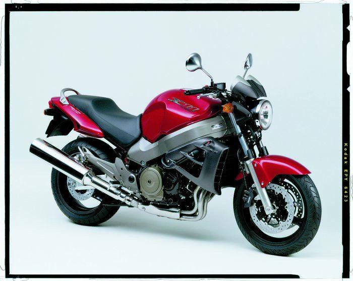 Honda X-11 CB 1100 SF X-Eleven 2001 - 11