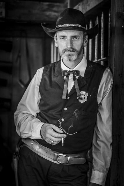 Sheriff Portrait