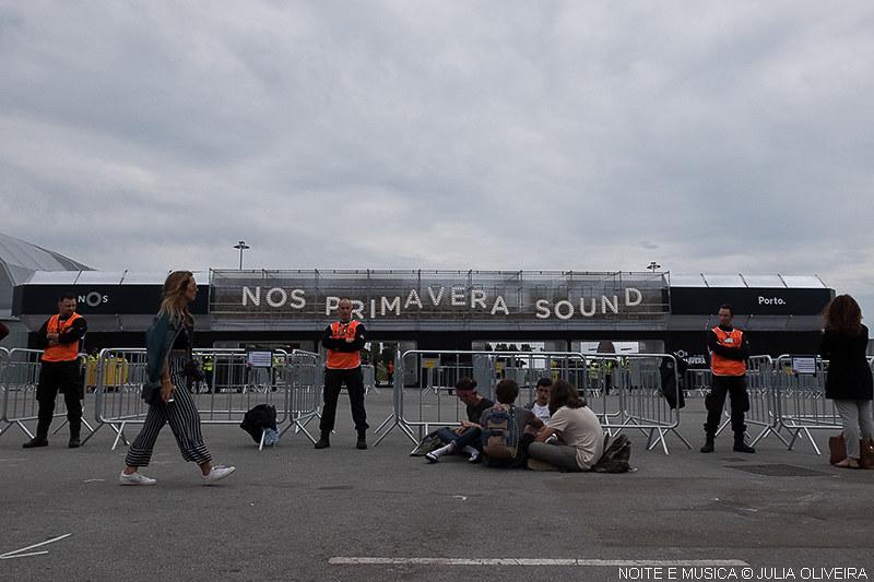 Ambiente - NOS Primavera Sound '17