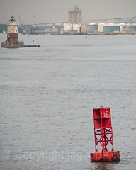 Red Buoy Number 2, Upper New York Harbor