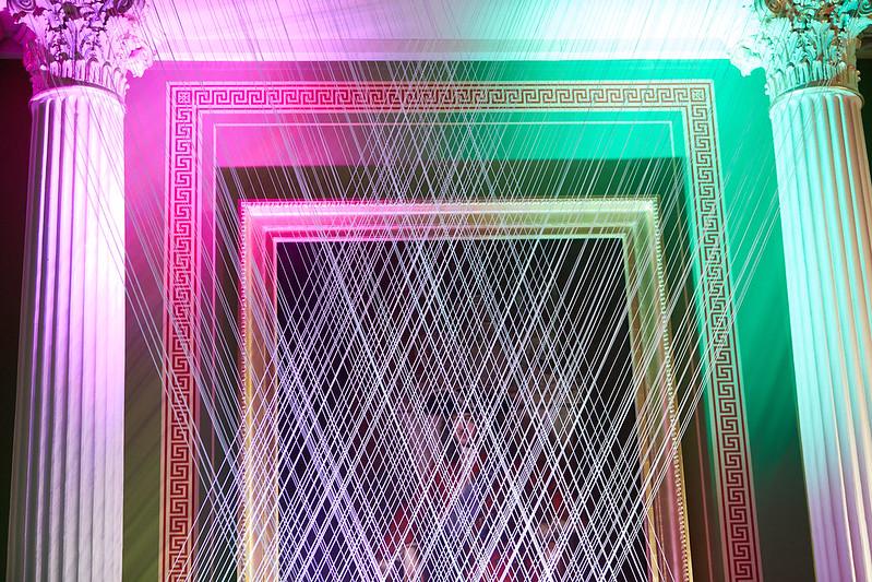 Illuminated threads