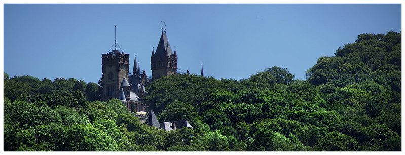 Dragon's Castle at Rhine