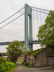 Staten Island Tower of the Verrazano-Narrows Bridge, Fort Wadsworth, New York City