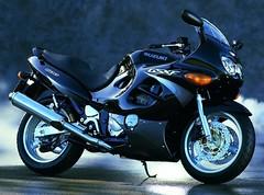 Suzuki GSX-F 600 2003 - 1