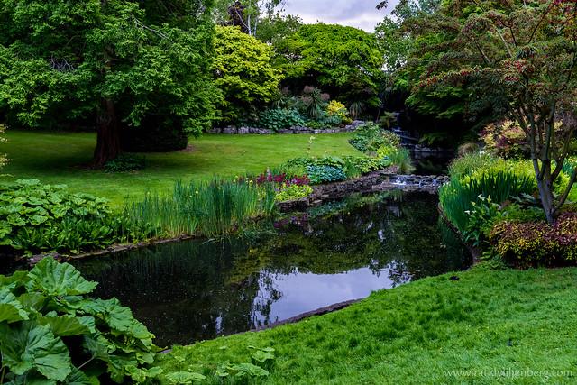 Serpentine, Hyde Park, London