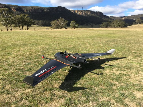 Posing at the Lithgow model aircraft club field in New South Wales.