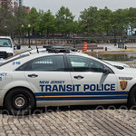 New Jersey Transit Police Car, Hoboken Terminal, New Jersey