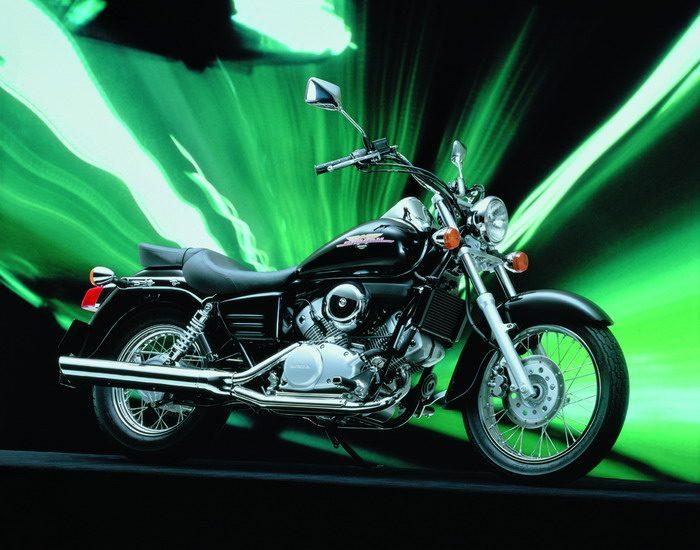 Honda 125 Shadow VT 2006 - 3