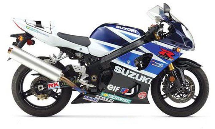 Suzuki GSX-R 1000 2003 - 7