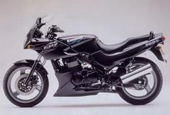 Kawasaki 500 GPZ 2001 - 5