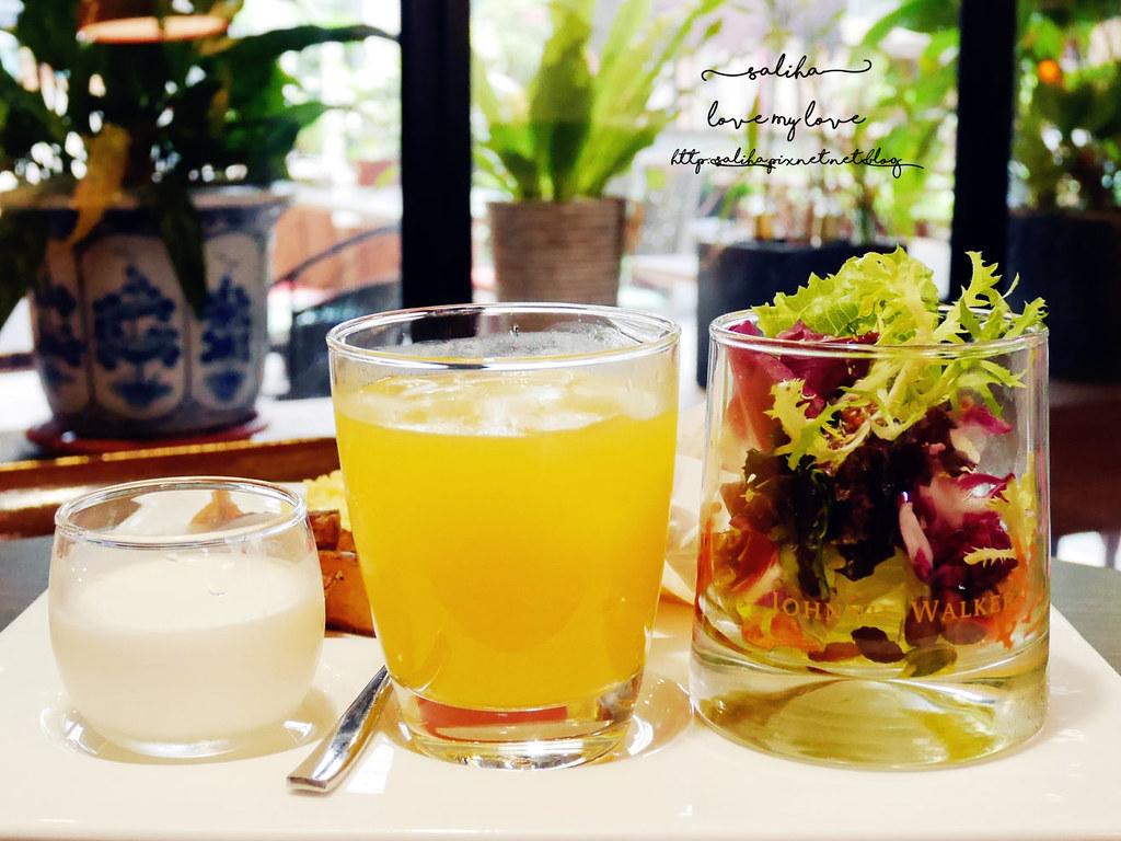 台北公館站台大附近不限時餐廳推薦瑪德蓮書店咖啡 (2)