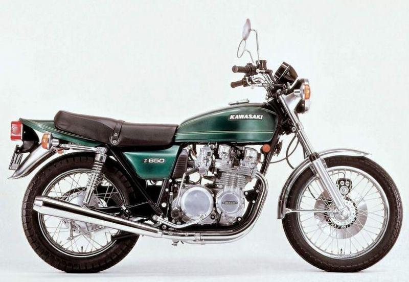 Kawasaki Z650 1976 - 0