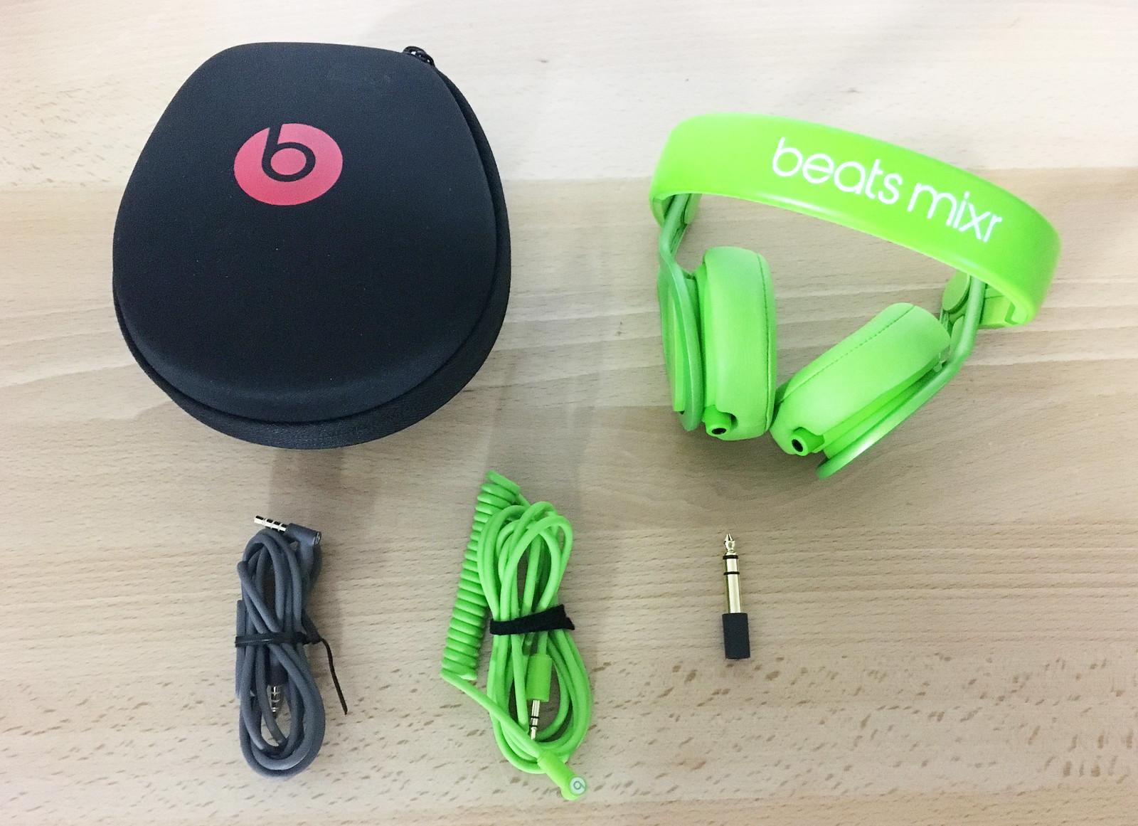 neon green headphones | eBay