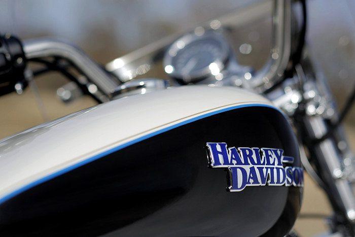Harley-Davidson XL 1200 T SUPERLOW 2014 - 16
