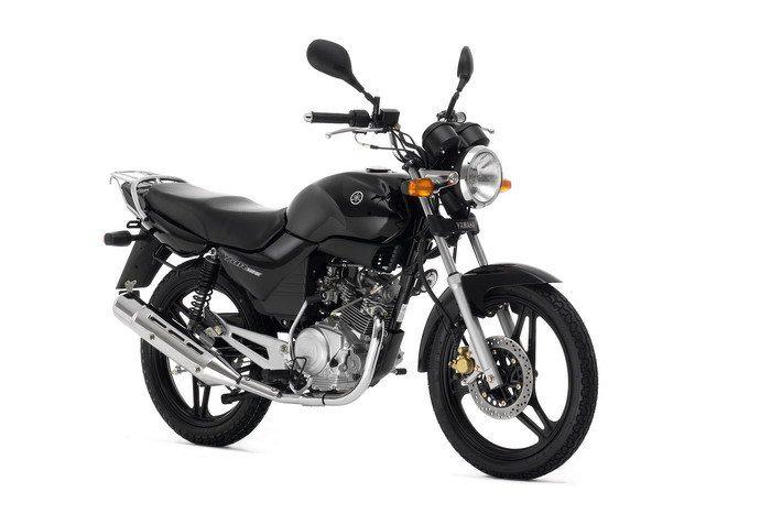 Yamaha YBR 125 2006 - 5