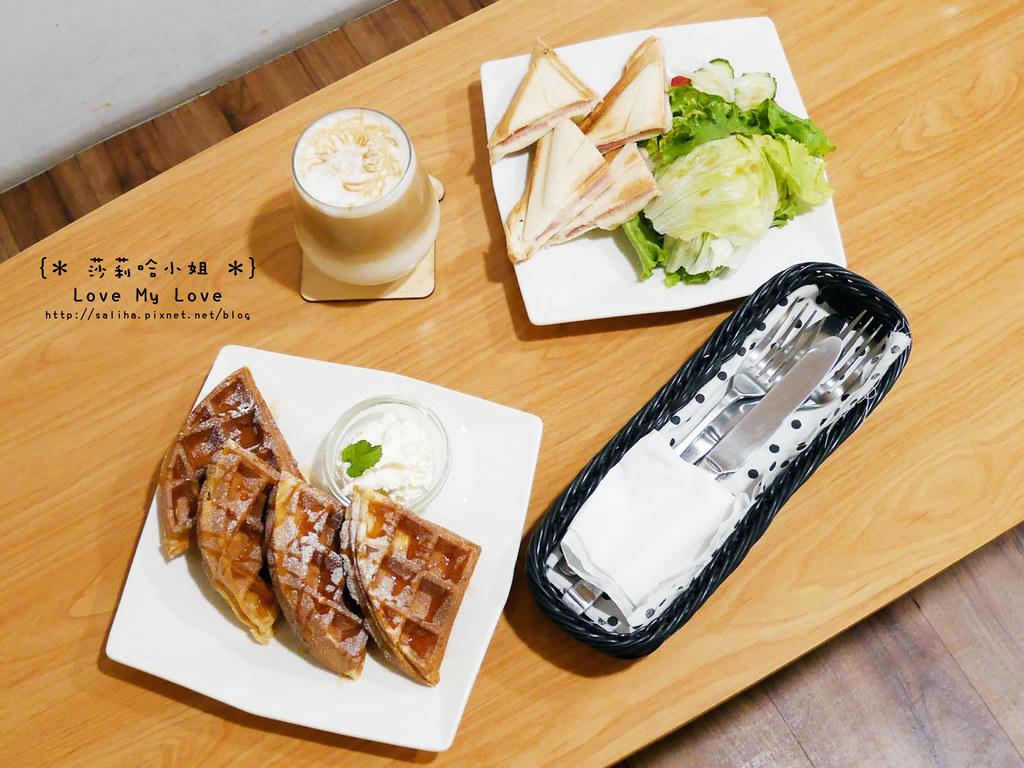 台北松山光復北路餐廳有心咖啡輕食早午餐 (2)