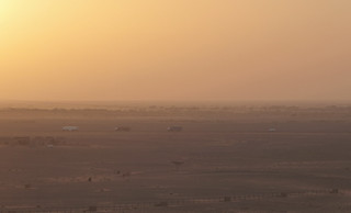 Sunset at the river Nile (1)