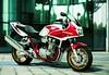 Honda CB 1300 S Fairing ABS 2009 - 18