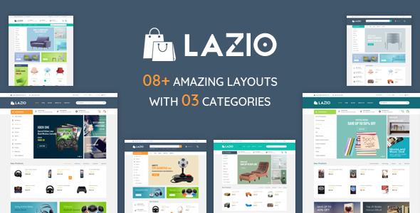 Lazio v1.0 – Multipurpose Responsive Prestashop Theme
