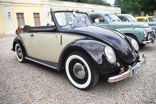 1950 VW Käfer Hebmüller Cabrio _a