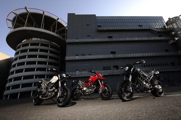 Ducati HM 796 Hypermotard 2010 - 37