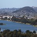 Small photo of Aquatic Park looks peaceful