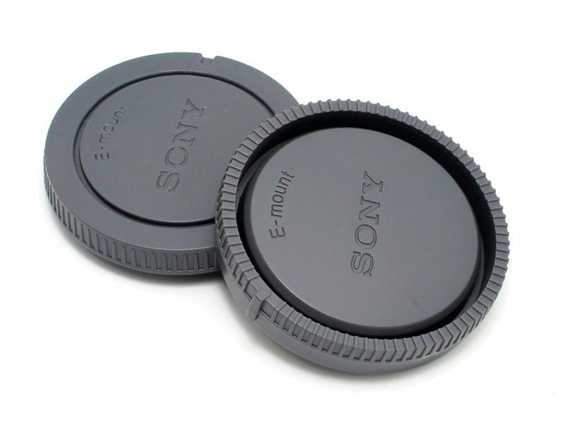 rear lens cap body cap sony alpha nex e fe mount ฝาปิดท้ายเลนส์ ฝาปิดบอดี้