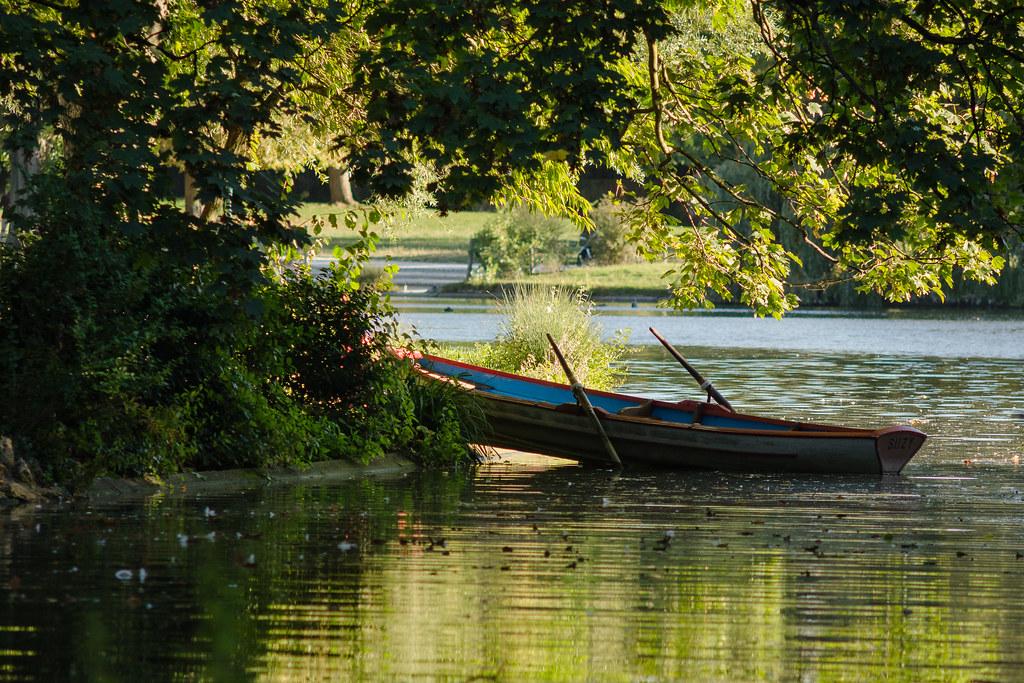Lac Daumesnil (Paris)
