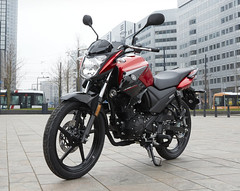 Yamaha YS 125 2019 - 9