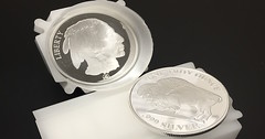 Rounds are A Great Alternative to Bullion Coins; Offering Lower Premiums.