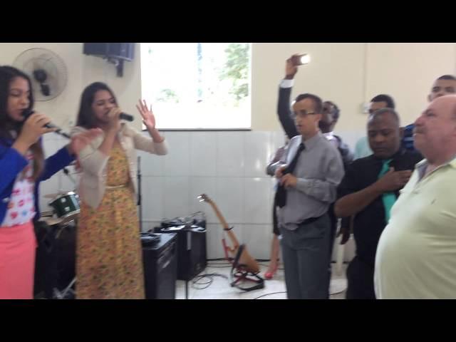Manha de Avivamento Gideões 2015 - Assembleia de Deus - Periquito-MG