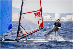 ACO 8th MUSTO Skiff World Championship 2017 · DAY1
