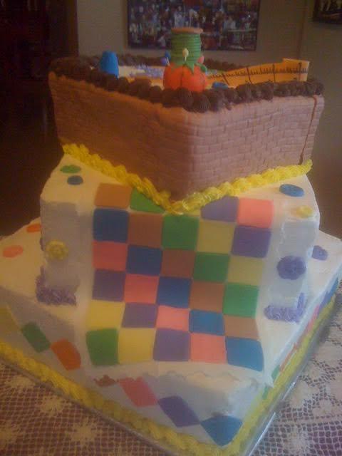 Seamstress Dream by Rethas Cakes
