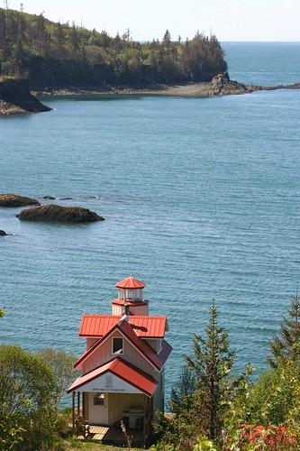 West Ismailof Island Light