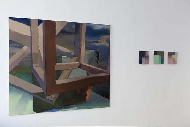 Rochade, Galerie Heufelder, 2017