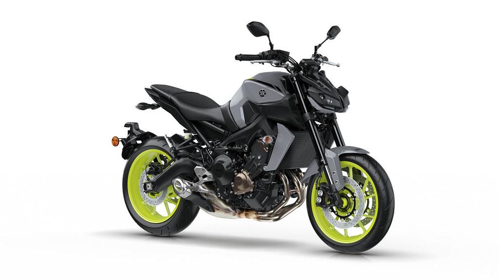 Yamaha 850 MT-09 2018 - 10