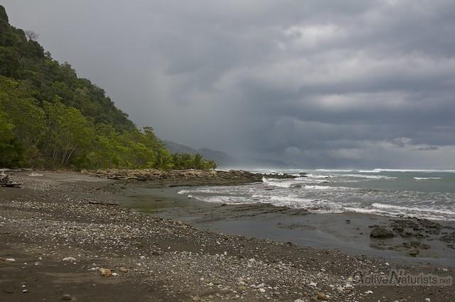 view 0010 Corcovado, Osa peninsula, Costa Rica