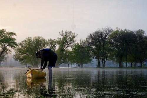 Toronto Islands Flooded Danny Williams @braziliandanny 81